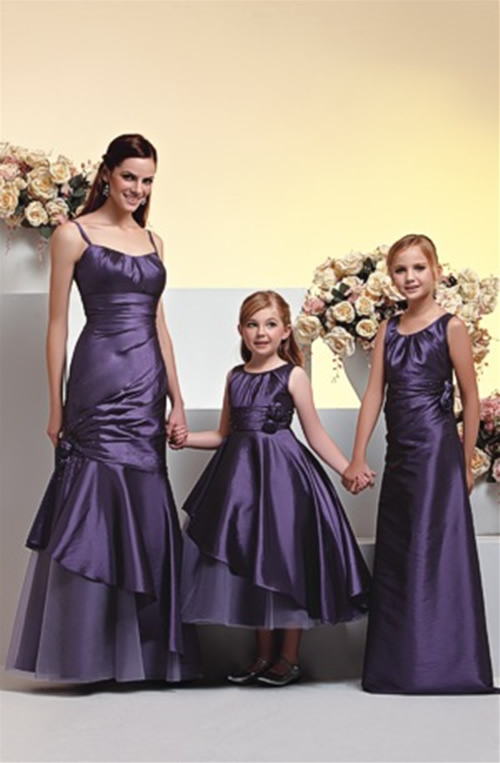 a41eb54eb08 WhiteAzalea Junior Dresses  Purple Junior Bridesmaid Dresses make ...