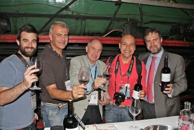 JUANMA TERCEÑO, JAVIER GILA, FERNANDO Y AMIGOS. BLOG ESTEBAN CAPDEVILA
