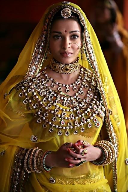 Jodha Akbar Jewellery