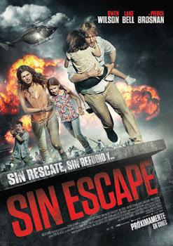 Ver Película Sin escape (No Escape) Online Gratis (2015)