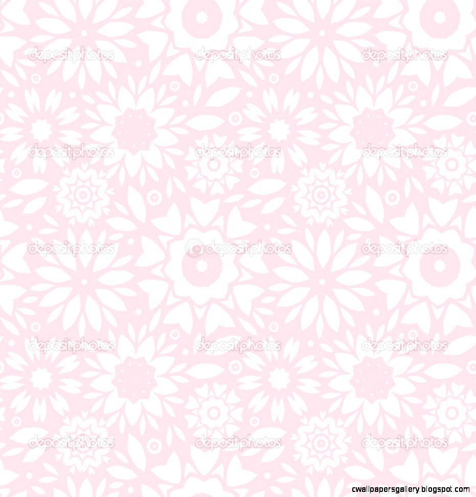 Light Pink Flowers Background Wallpapers Gallery