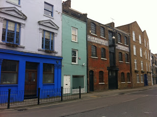 Urban Wandering - Narrow Street, Limehouse, London E14