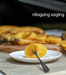 Nilagang Saging - KitchenWIP - Food Photography Friday Featuring tenthousandthspoon