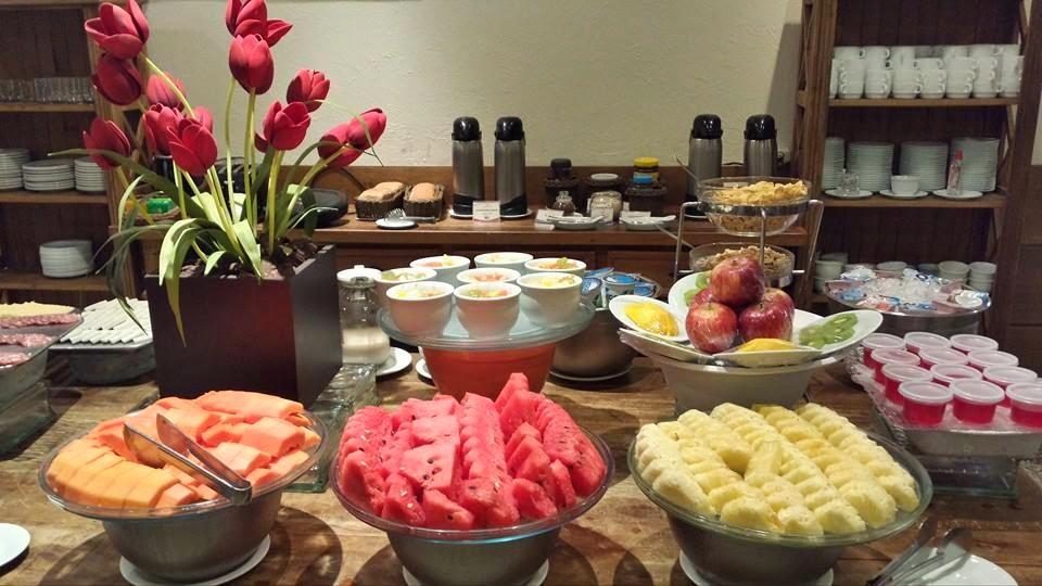 onde tomar café da manhã em Goiânia
