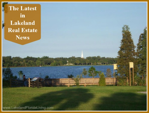 Stay updated with the latest real estate news in Lakeland FL area.