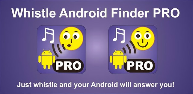 Whistle Android Finder PRO APK