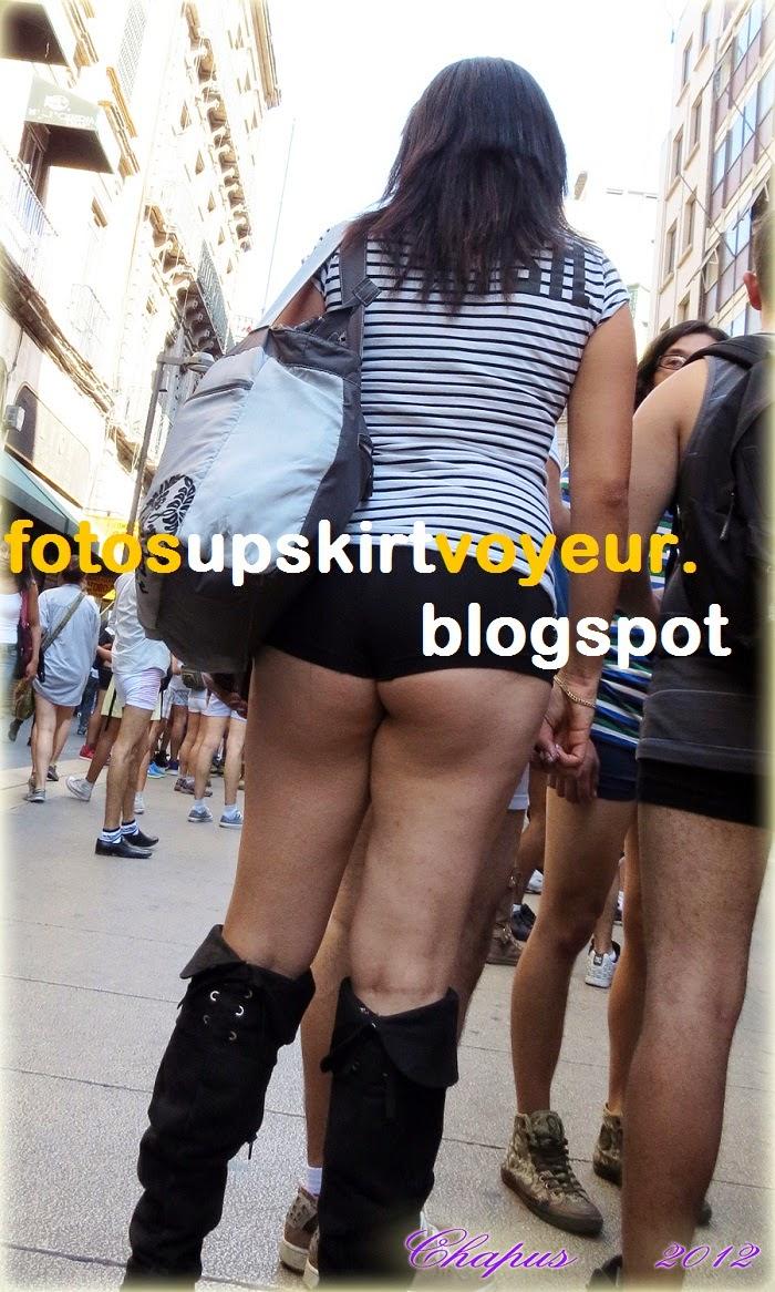 Dia Sin Pantalones En Meico Mujeres Culonas Ropa Interior
