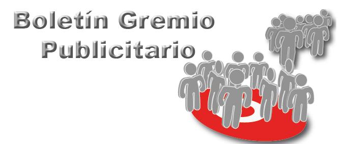 BOLETIN GREMIO PUBLICITARIO
