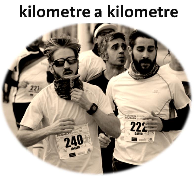 kilometre a kilometre