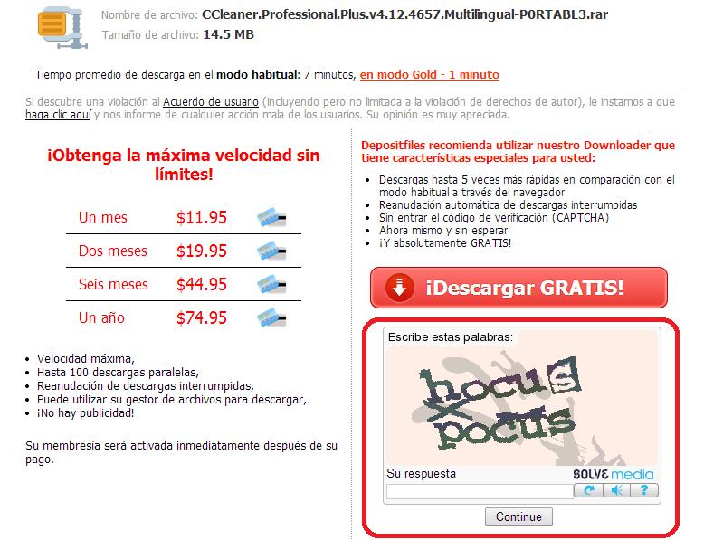 ver peliculas gratis en depositfiles