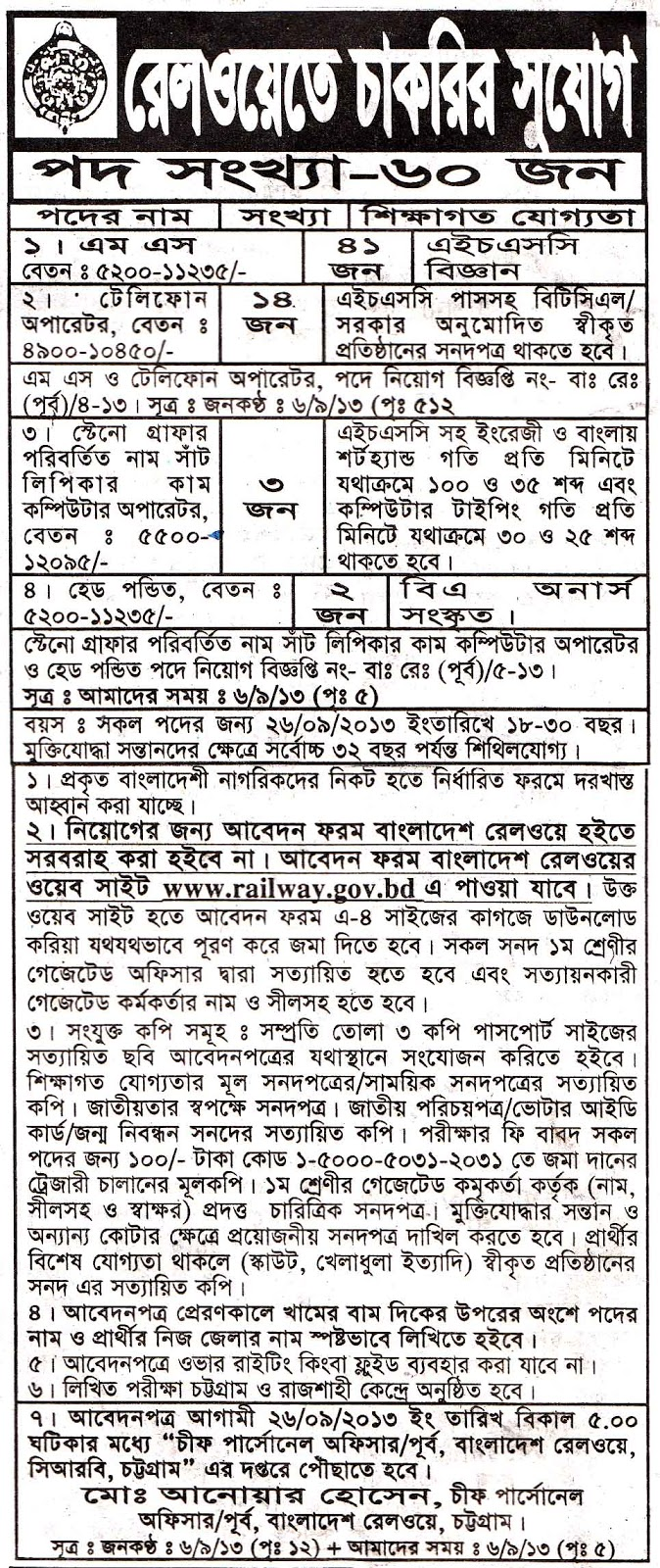 Bdjobs daily