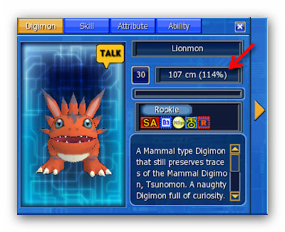 Digimon Master Online: What is The Difference Between 3/5,4/5, and 5/5