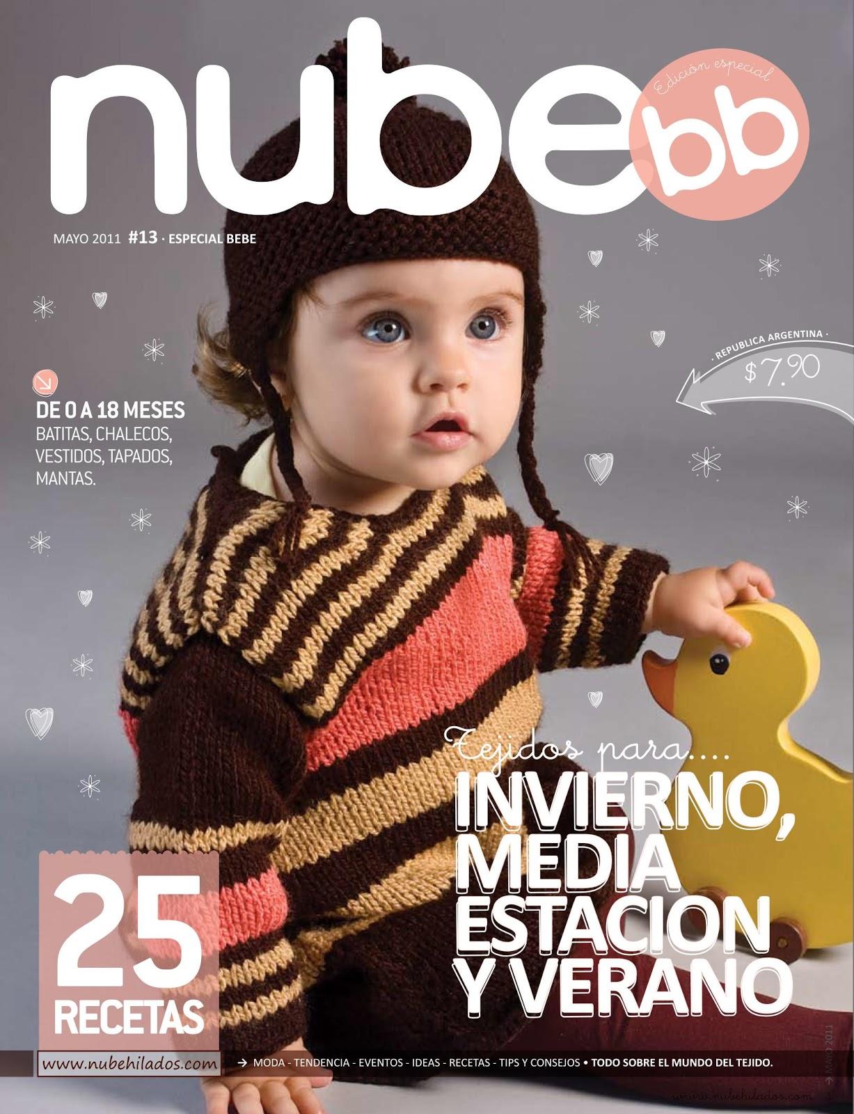 Revista: Nube - Especial Bebés numero 13