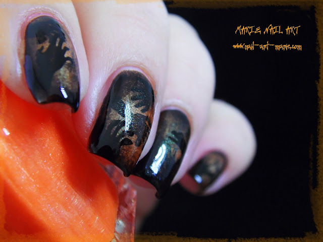 Nail Art Ombres Terrifiantes3