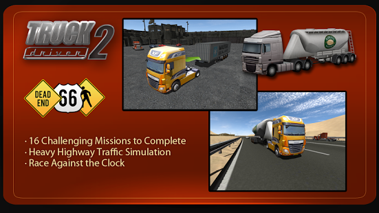 Truck Driver Highway Race 3D+ Apk v1.2 Full