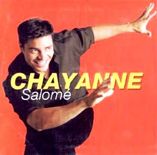 Portada del single de Salomé (Chayanne)