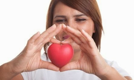 Revitalize Your Love Thinking - woman girl holding red heart toy