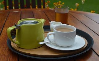 El té verde es una infusión que favorece la perdida de peso