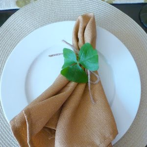 Featured Project: Simple St. Pat's Table