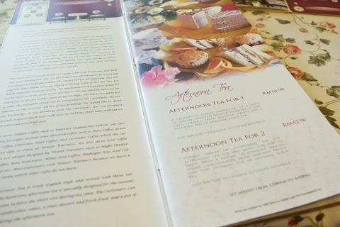 Afternoon Tea in Penang