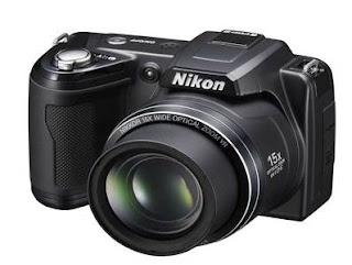 mode vidéo nikon p500
