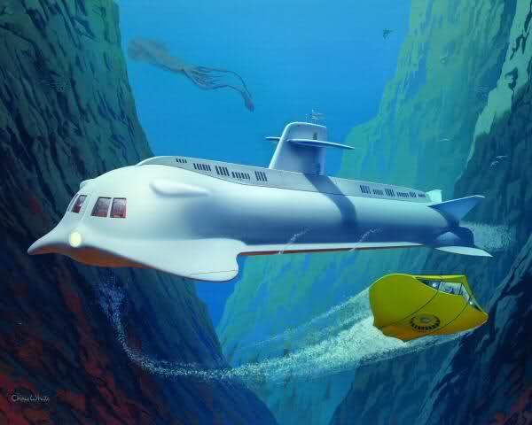 Viaje al fondo del mar