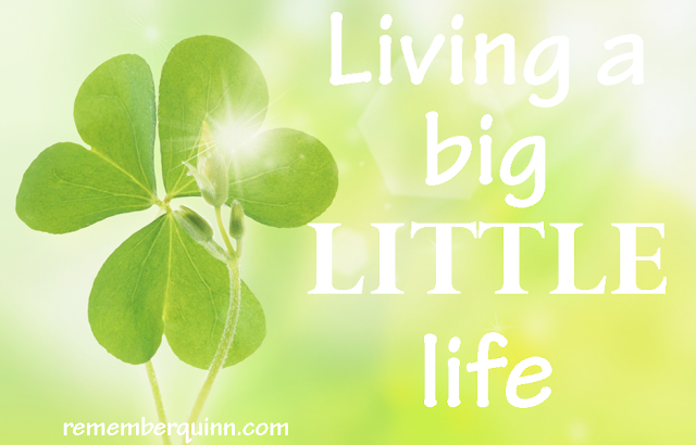Living a big little life