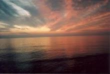Ocean Sunsets.....