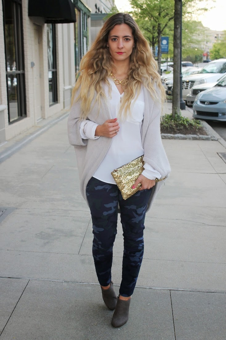 Zara White Long Sleeve Blouse 105