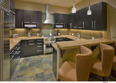 Design Kitchen Set Minimalis Modern