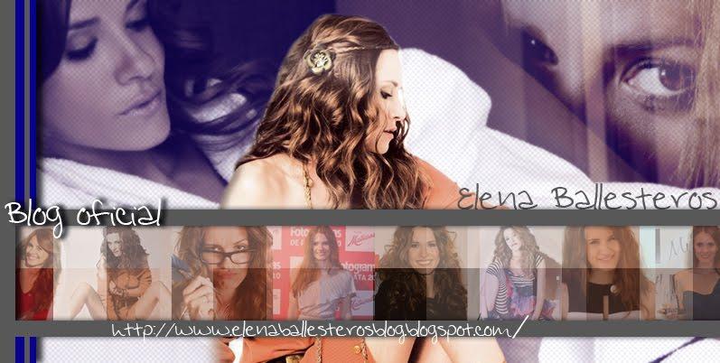 Blog Oficial de Elena Ballesteros