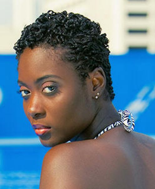 natural hairstyles for black women short natural hairstyles for black