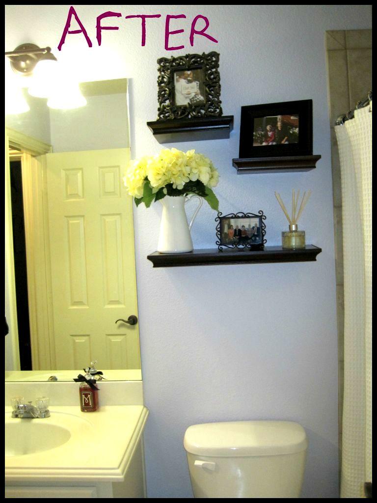 Blissfully Miller Bathroom Facelift - Bathroom facelift