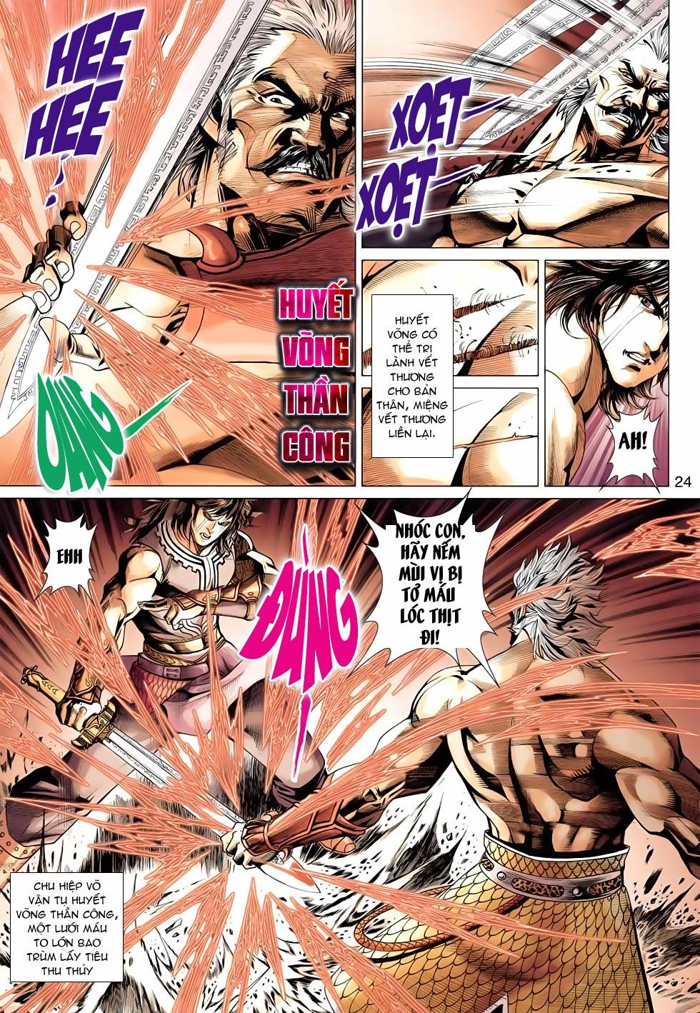 Thần Châu Kỳ Hiệp chap 32 – End Trang 24 - Mangak.info