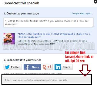 cara share iklan says,cara daftar says.com,cara buat duit dengan internet,cara buat duit online,buat duit,cara jana wang dengan blog