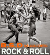 ROCK&ROL EN BSD BAILAS SOCIAL DANCE MÁLAGA CENTRO