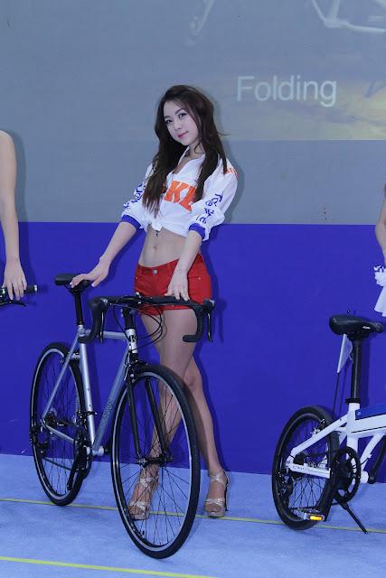 4 Ju Da Ha - SPOEX 2013 -Very cute asian girl - girlcute4u.blogspot.com