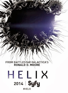 Syfy's new series, HELIX, from Ronald D Moore