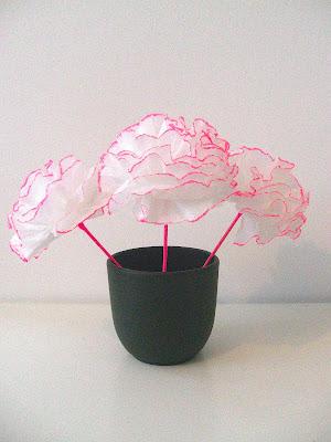 gabulle in wonderland fleurs pompons rose n on. Black Bedroom Furniture Sets. Home Design Ideas