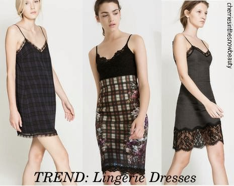 Lingerie Dresses Zara Trend