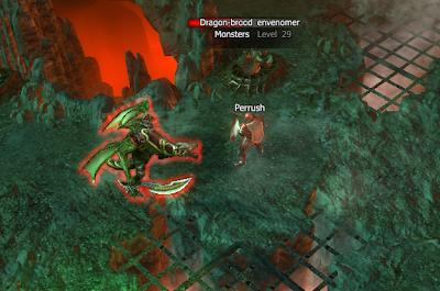 Dragon Brood Envenomer at Dragon Caverns