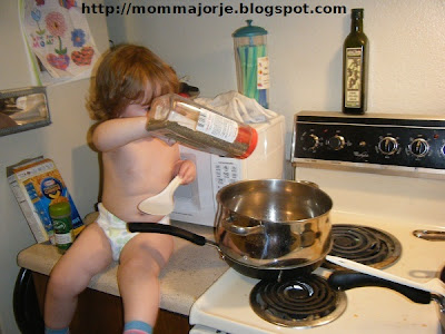Toddler Cook