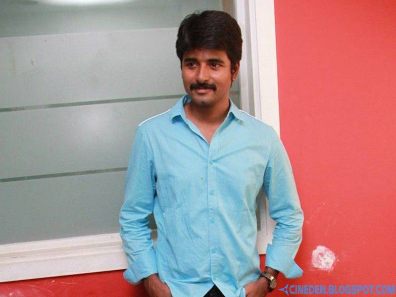 Sivakarthikeyan searches for lost gun - CineDen
