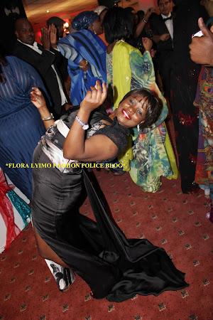 "FLORA LYIMO KWENYE HARUSI MAY 25.5.2013 CHEZEA MCHAGGA ULAYA WEWE"""