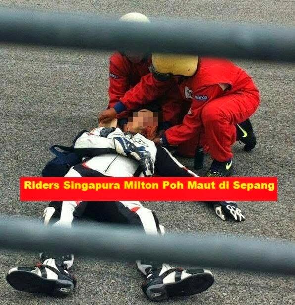 VIDEO: Pelumba Singapura, Milton Poh Maut Ketika MSS Sepang