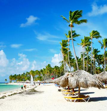 Доминикана отдых фото пляжей