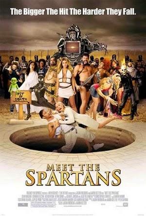 Gặp Gỡ Đội Quân Tử Thần - Meet The Spartans