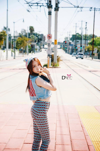 Girl's Day Darling Minah Concept