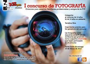FICHA DE INSCRIPICIÓN I CONCURSO DE FOTOGRAFÍA DE LA FUNDACIÓN VIRGEN DEL PUEYO