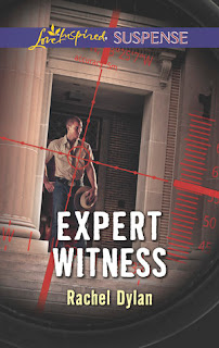 Heidi Reads... Expert Witness by Rachel Dylan
